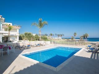 Shaye Front Line Villa, Sleeps 10, UK satellite - Protaras vacation rentals