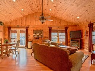 Deer Valley - Equestrian Cabin Living at it's best! 2.7 miles to TIEC - Tryon vacation rentals