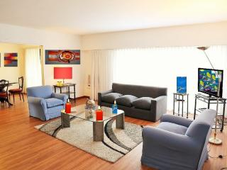 TERRACE  RECOLETA-DOWN-TOWN 2/3 BRS GREAT FARE - Buenos Aires vacation rentals