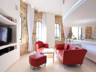 Comfortable Condo with Television and DVD Player - Jerusalem vacation rentals