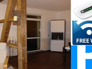 1 bedroom Apartment with Washing Machine in Jena - Jena vacation rentals