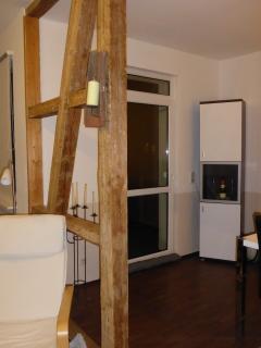 Schöne gemütlich helle Wohnung für 2 nähe Zentrum - Jena vacation rentals