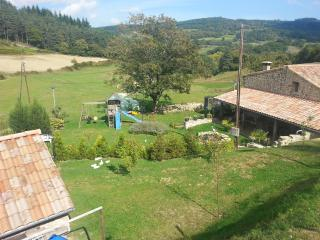 Cozy House with Television and Mountain Views - Vernoux-en-Vivarais vacation rentals