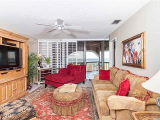 Hibiscus 301-A, 2 Bedrooms, Ocean Front, 3 Pools, Pet Friendly, Sleeps 6 - Saint Augustine vacation rentals
