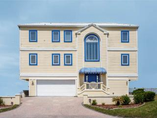 Sun and Surf, 4 Bedrooms, Ocean Front, Pet Friendly, WiFi, Sleeps 11 - Saint Augustine vacation rentals