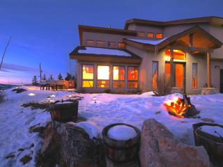 Complete views of Summit County in private luxury - Silverthorne vacation rentals