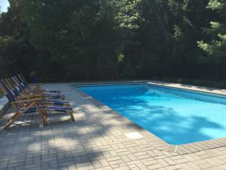 East Hampton retreat with pool and beach - East Hampton vacation rentals