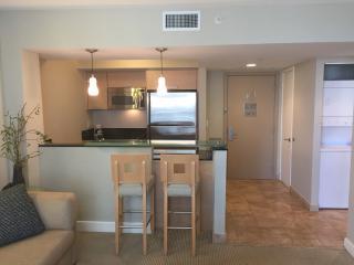 1BD condo-hotel on the beach sleeps 4 + baby - Sunny Isles Beach vacation rentals