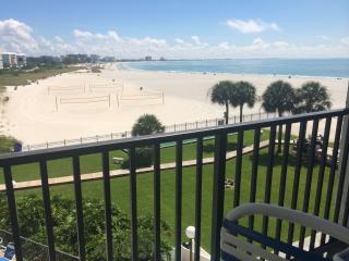 Absolute Beachfront Condo - Saint Pete Beach vacation rentals