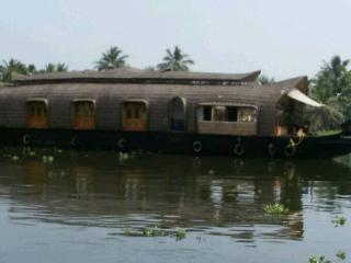 2 bedroom Boathouse with A/C in Alappuzha - Alappuzha vacation rentals