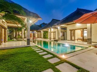 Cozy & Affordable 3 Bedroom Villa in Canggu - Canggu vacation rentals