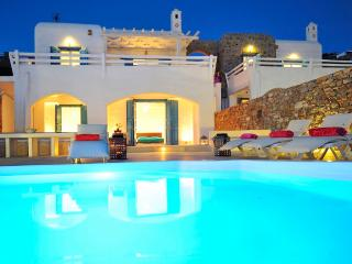 Blue Villas|Delos View Summer House I| Great View - Agios Stefanos vacation rentals