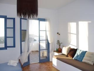 Studio with kitchen, bath, terasa - sea view - Almyrida vacation rentals