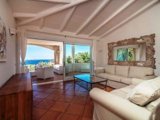 Charming Villa  stunning seaview  close to beach - Liscia di Vacca vacation rentals