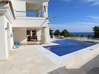 Villa La Paloma near Sotogrande with the sea view - Manilva vacation rentals