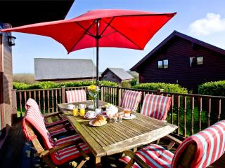 Beech Lodge, Retallack located in St. Columb, Cornwall - Rosenannon vacation rentals