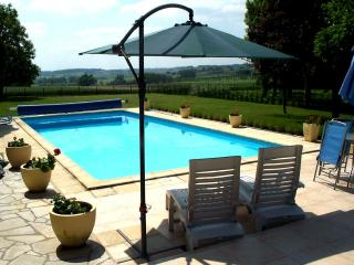 Luxury gite for 4 with private pool in St Severin - Saint-Severin vacation rentals