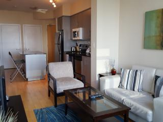 1 Bed + Den Stylish Downtown Condo next to harbour - Toronto vacation rentals