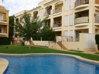 APARTMENT WITH POOL SEASIDE - Cala Pi vacation rentals