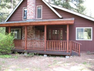 Very Nice Mountain Home on Year Round Creek - Quincy vacation rentals