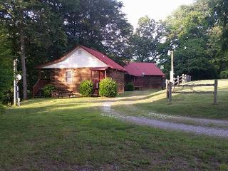 Appaloosa Cabin #1 - Bryson City vacation rentals