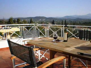 Perfect Family Villa with Pool, A/C, WiFi, Views - Tolo vacation rentals