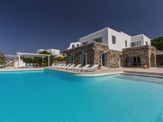 Bright Villa with Dishwasher and Television - Aggelika vacation rentals