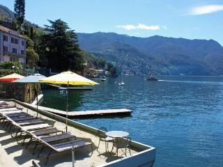 PRIVATE BEACH -SWIMMING- LIDO/DOCK - Villa Mare - Pognana Lario vacation rentals