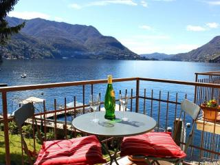 WATERFRONT - PRIVATE BEACH -  Villa Panoramica  - - Como vacation rentals