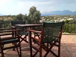 appartement > 4 personnes Petit déjeuner compris - Pitsidia vacation rentals