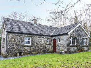 DUN NA RON, woodland setting, exposed beams and walls, solid fuel stove, Oughterard, Ref 932620 - Oughterard vacation rentals
