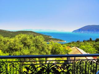 Sunny house w/furnished terrace - 400m from beach - Fiscardo vacation rentals