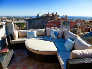 Darling Little Gem With Super Roof Terrace + A/C - Cagnes-sur-Mer vacation rentals