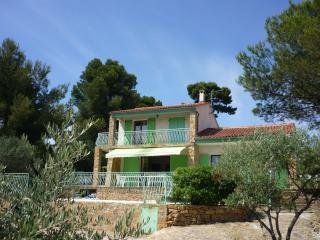 Villa 8 personnes, piscine privée, vue mer - Ceyreste vacation rentals