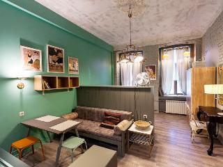 MOGOL's apartments GREEN - Petrodvortsovy District vacation rentals
