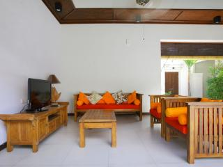 Bright comfy private two-bed Villa very near beach - Sanur vacation rentals