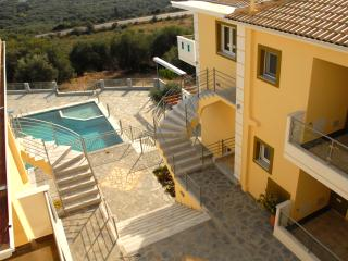 Luxury Residence with Sea View - Kastrosikia vacation rentals