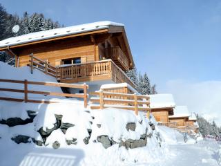 Chalet La Rosee de Nuit with the mountain view - Les Collons vacation rentals