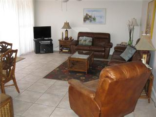 5th floor 2BR with private deck, beach view #506GS - Sarasota vacation rentals