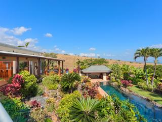 Ocean views - Stunning villa with private pool - Kihei vacation rentals