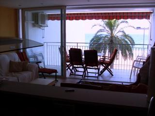 Ocean-front,  5th floor, close Barcelona - Calafell vacation rentals