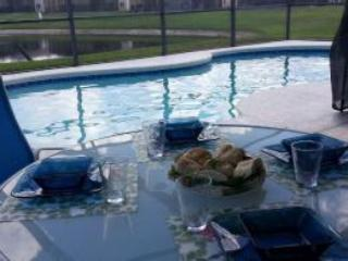 Gorgeous villa, games room, water view, 2 masters - Davenport vacation rentals