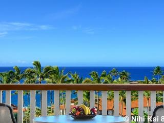 Nihi Kai 833 Superior ocean and mountain views from this beautiful 2bed/2bath condo. Free car with stays 7 nts or more* - Poipu vacation rentals