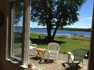 Waterfront Cottage on Cedarville Bay with Dock - Cedarville vacation rentals