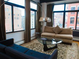 Huge and Beautiful Four-Bedroom Soho Loft - New York City vacation rentals