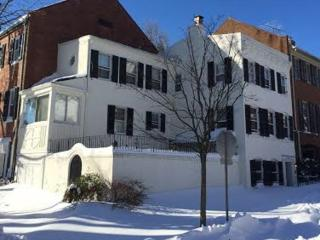 Historic GEORGETOWN: 3BR, 3 1/2 BA, Private Patio - Washington DC vacation rentals