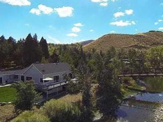 Beautiful Truckee Riverfront Home - Reno vacation rentals