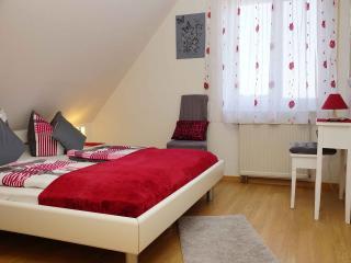 Vacation Apartment in Friedrichshafen - 538 sqft, 1 bedroom, 1 living / bedroom, max. 4 people (# 9325) - Friedrichshafen vacation rentals