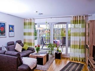 Vacation Apartment in Bad Waldsee - 624 sqft, 1 bedroom, max. 2 people (# 9330) - Bad Waldsee vacation rentals
