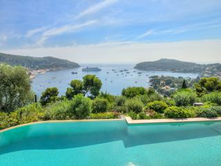 Sea views - Amazing villa with private pool - Villefranche-sur-Mer vacation rentals